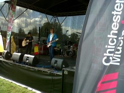 chichester music academy at west dean chilli fiesta